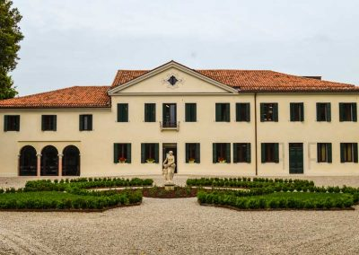 Marmorino Villa Panizza